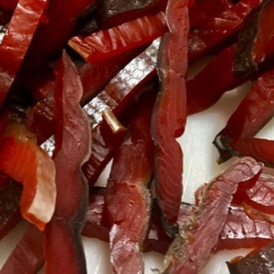 Smoked Salmon Jerky - Delicious Portland Smoked Salmon