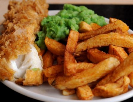 Fish & Chips Recipe - Pacific Northwest Recipe for Fish & Chips