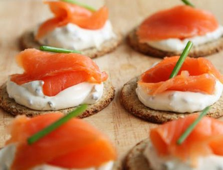 Bagels and Lox - A Sunday Morning Tradition